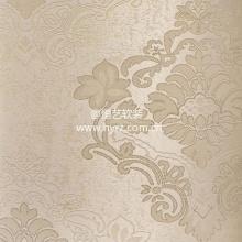 HYBZ_LP_LP66_22 恒艺墙布-简欧无缝墙布-大马士革图案提花墙布
